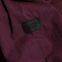 Peaceful Production hood overshirt Zinfandel