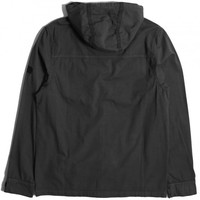 Peaceful Production hood overshirt Black