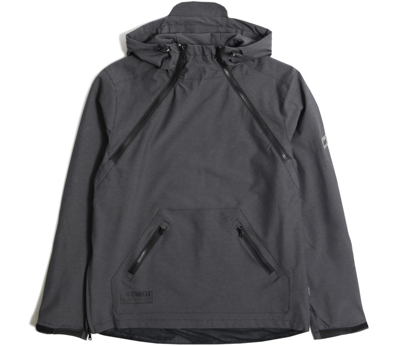 Peaceful Hooligan Franklin jacket Charcoal