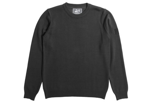 Peaceful Hooligan Peaceful Hooligan Shotgun knitwear Black