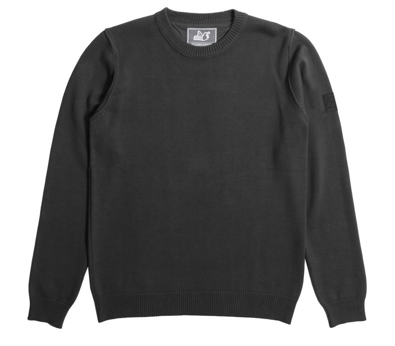 Peaceful Hooligan Shotgun knitwear Black