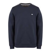 Weekend Offender Cooper sweatshirt Navy