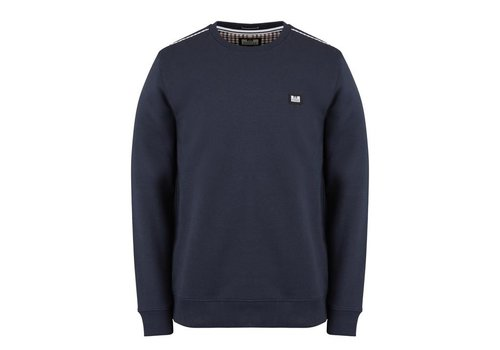 Weekend Offender Weekend Offender Cooper sweatshirt Navy