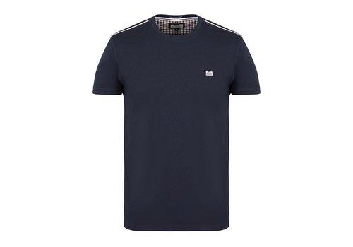 Weekend Offender Weekend Offender Titanium t-shirt Navy