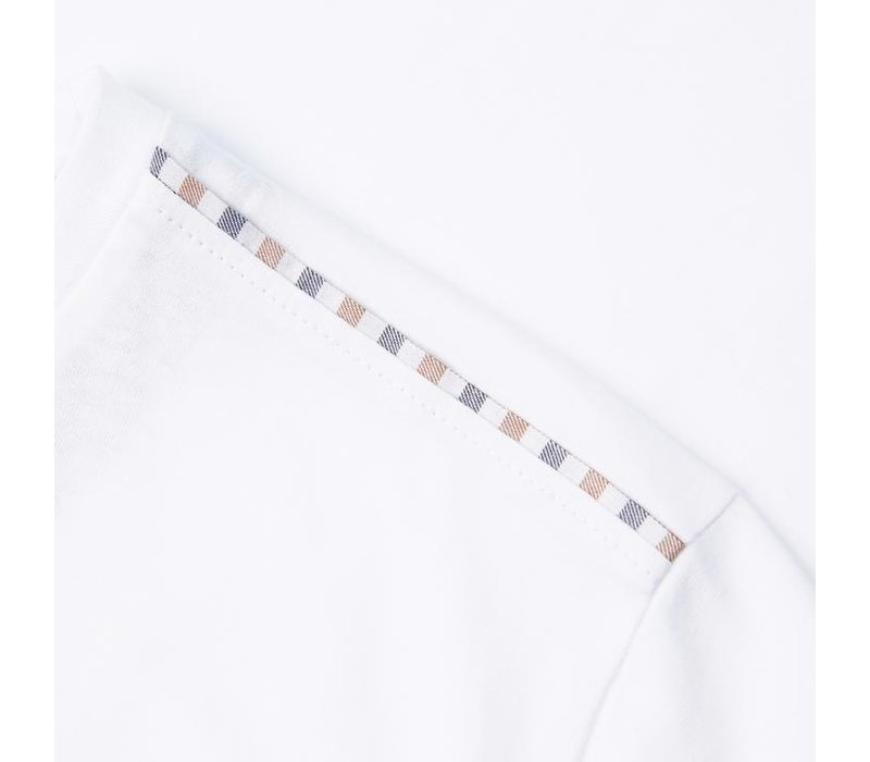Weekend Offender Titanium t-shirt White