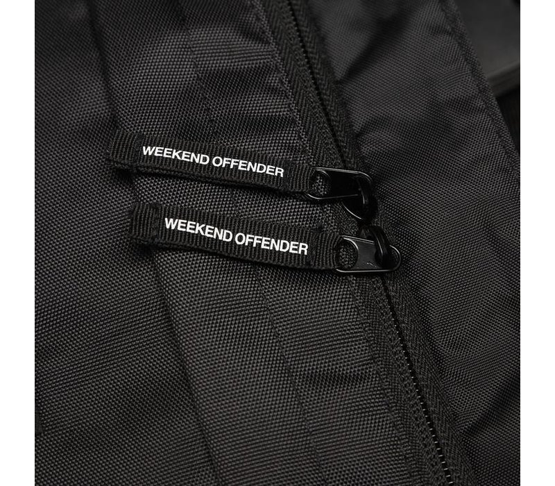 Weekend Offender oversized body bag Black