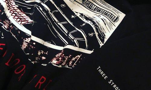 Archivio85 x Three Stroke Productions