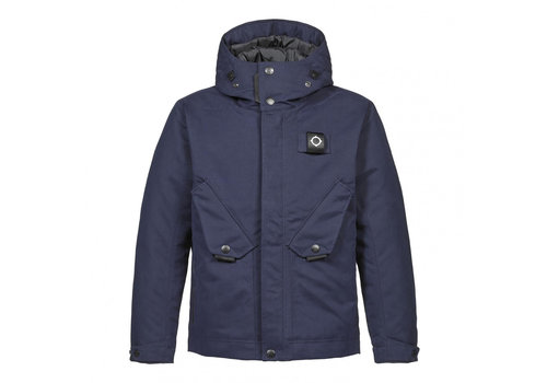 MA.STRUM MA.STRUM matterhorn jacket True Navy