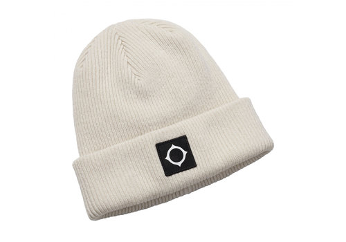 MA.STRUM MA.STRUM icon watch cap Optic White