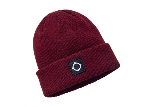 MA.STRUM MA.STRUM icon watch cap Spartan Red