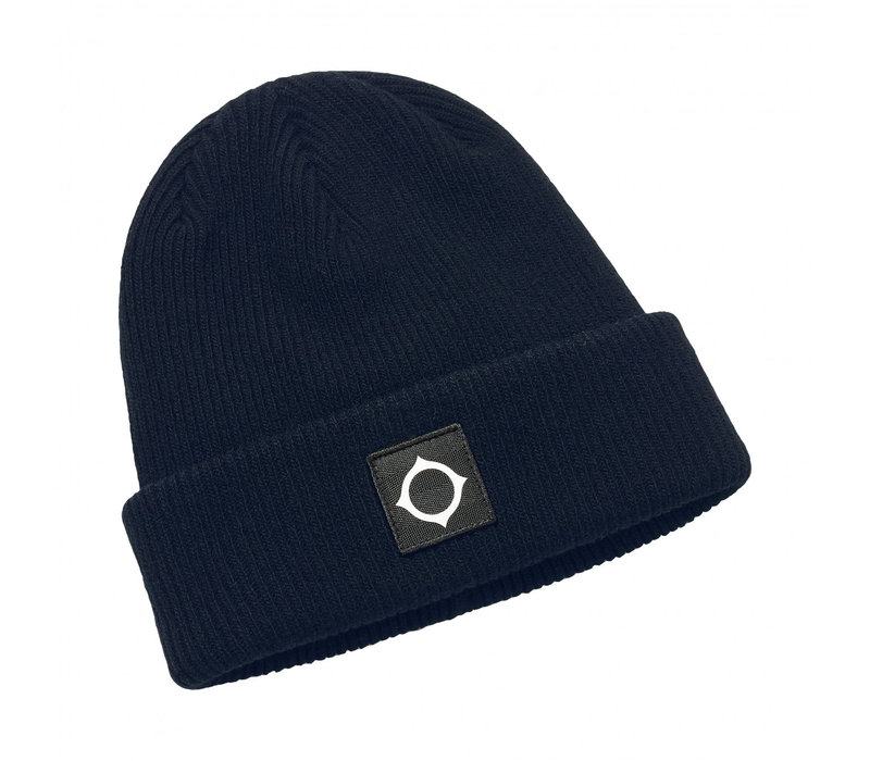 MA.STRUM icon watch cap True Navy