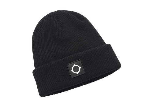 MA.STRUM MA.STRUM icon watch cap Jet Black