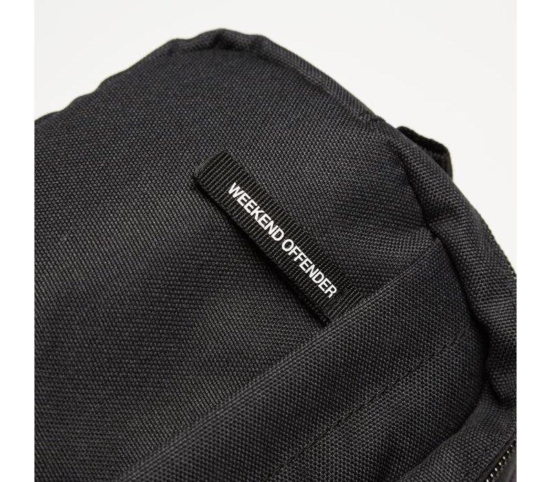 Weekend Offender wash bag Black