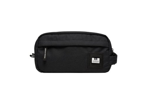 Weekend Offender Weekend Offender wash bag Black