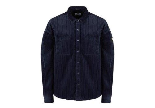Weekend Offender Weekend Offender Palolem cord overshirt jacket Navy