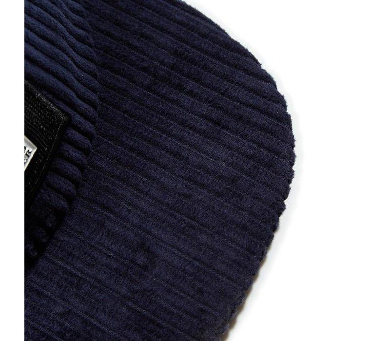 Weekend Offender Anjuna cord cap Navy