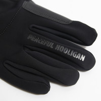 Peaceful Hooligan latham performance gloves Black