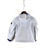 Stone Island junior plated reflective jacket age 8