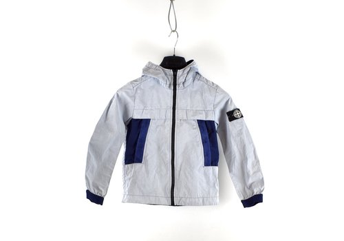 Stone Island Stone Island junior plated reflective jacket age 8