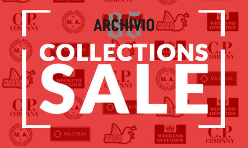 COLLECTIONS SALE