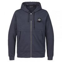 MA.STRUM training full zip hoody Dark Navy