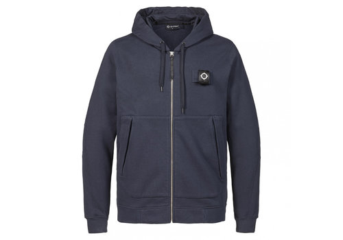 MA.STRUM MA.STRUM training full zip hoody Dark Navy