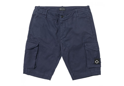 MA.STRUM MA.STRUM GD cargo short True Navy