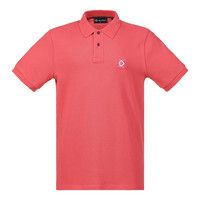 MA.STRUM SS pique polo Cayenne Red