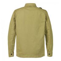 MA.STRUM gd overshirt Oasis Yellow