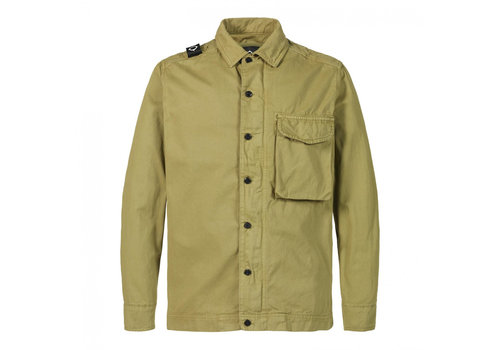 MA.STRUM MA.STRUM gd overshirt Oasis Yellow