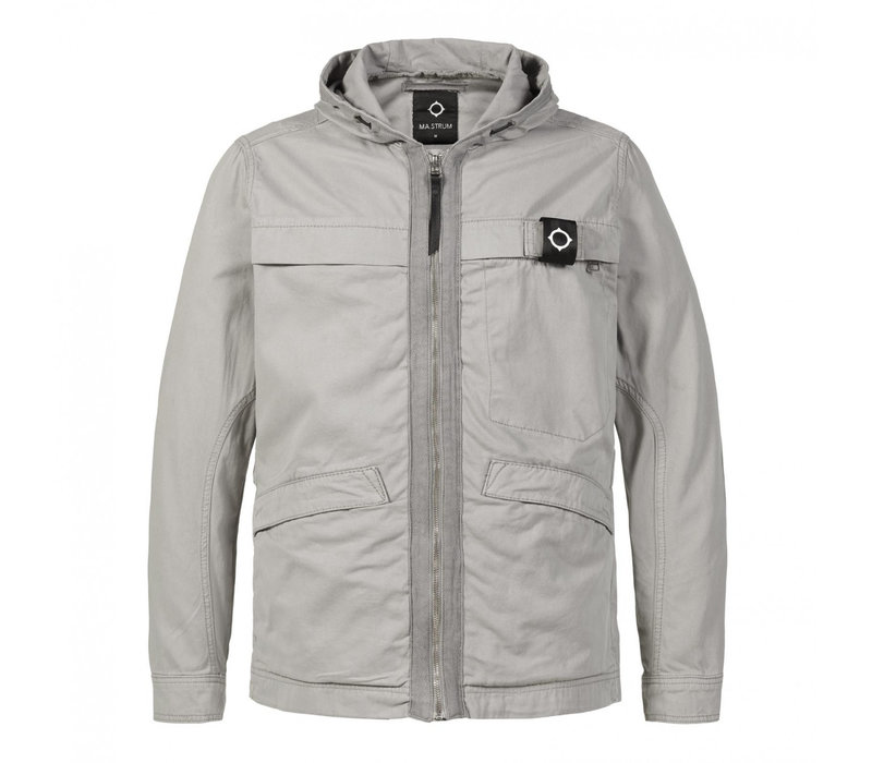 MA.STRUM gd hooded jacket Quicksilver
