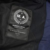 Marshall Artist molecular overshirt Navy