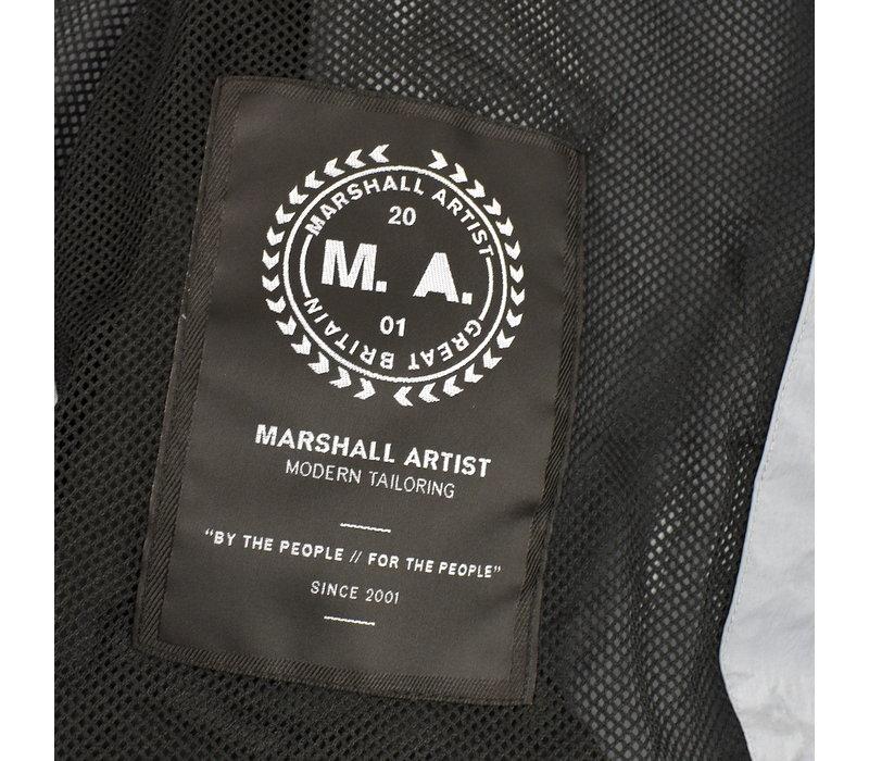 Marshall Artist molecular overshirt Silver