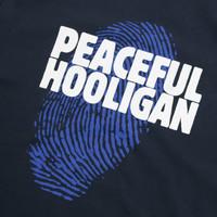 Peaceful Hooligan Thumb t-shirt Navy