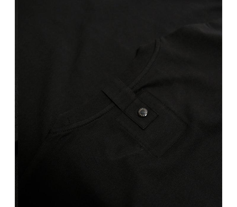 Peaceful Hooligan Outnumbered t-shirt Black