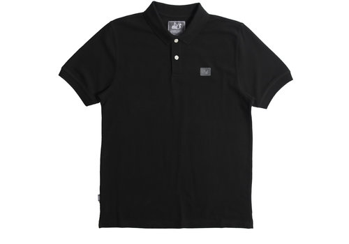 Peaceful Hooligan Peaceful Hooligan Quinn polo Black