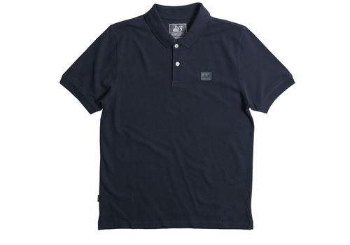 Peaceful Hooligan Peaceful Hooligan Quinn polo Navy