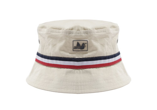 Peaceful Hooligan Peaceful Hooligan Clark bucket hat Oyster