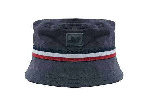 Peaceful Hooligan Peaceful Hooligan Clark bucket hat Navy