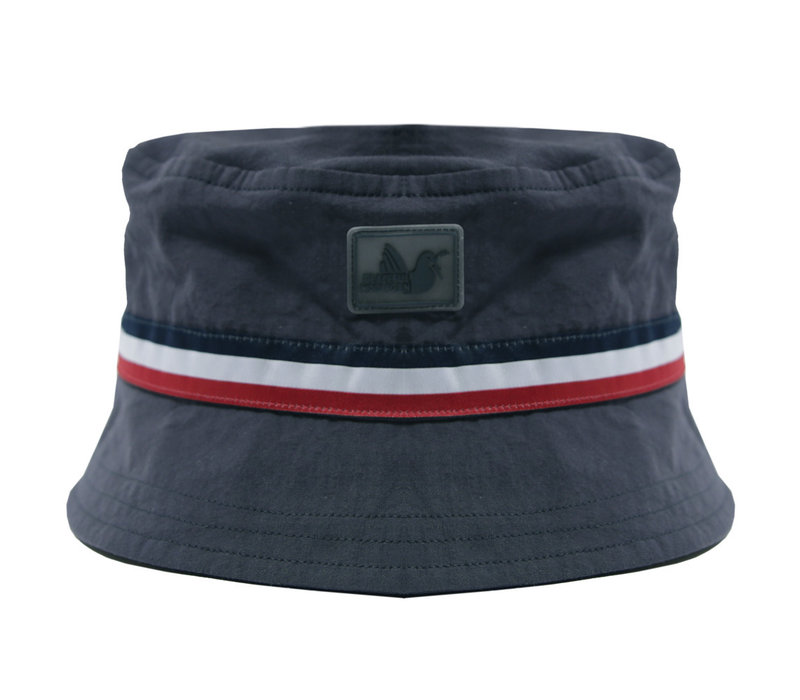 Peaceful Hooligan Clark bucket hat Navy