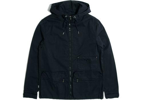 Peaceful Hooligan Peaceful Hooligan Lawson jacket Navy