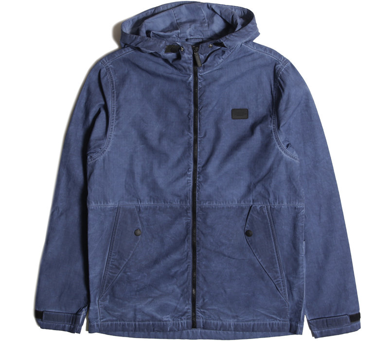 Peaceful Production training jacket Blue