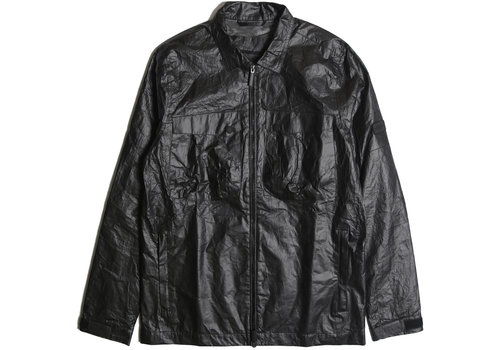Peaceful Production Peaceful Production Badland heat reactive overshirt jacket Black
