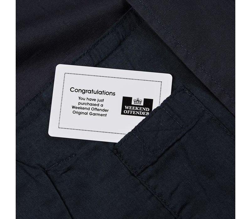 Weekend Offender Wise Guy jacket Navy