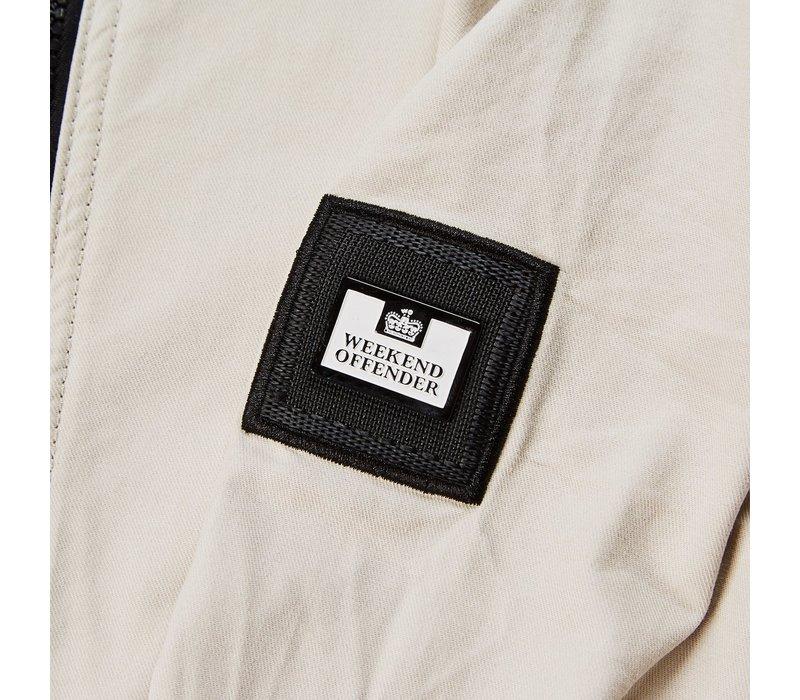 Weekend Offender Wise Guy jacket Plaster