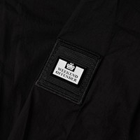 Weekend Offender Vinnie overshirt jacket Black