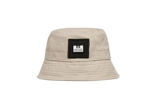 Weekend Offender Weekend Offender bucket hat Stone