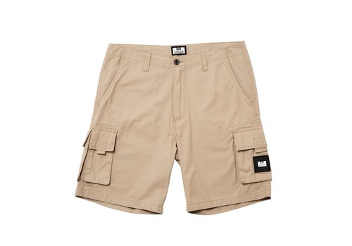 Weekend Offender Weekend Offender Mascia cargo shorts Stone
