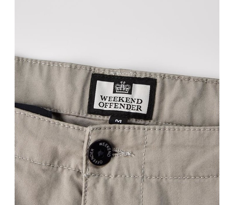 Weekend Offender Mascia cargo shorts Shadow