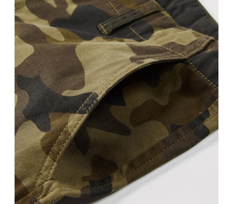 Weekend Offender Mascia cargo shorts Camouflage